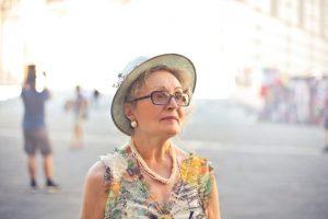 Sandry, a retired nanny sharingwisdom